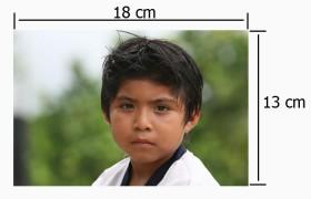 Impresión de Fotografías Digitales 13x18cm