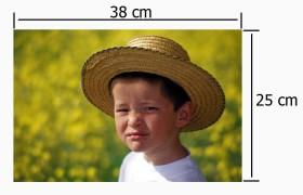 Impresión de Fotografías Digitales 25x38cm