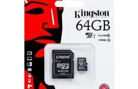 Tarjeta Micro SD 64 GB