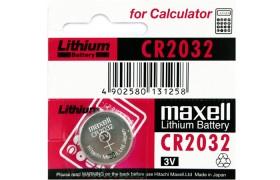 Bateria  Lithium CR 2032 3V