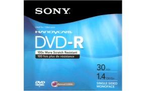 DVD - R 30 min