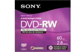 DVD - RW 60 min