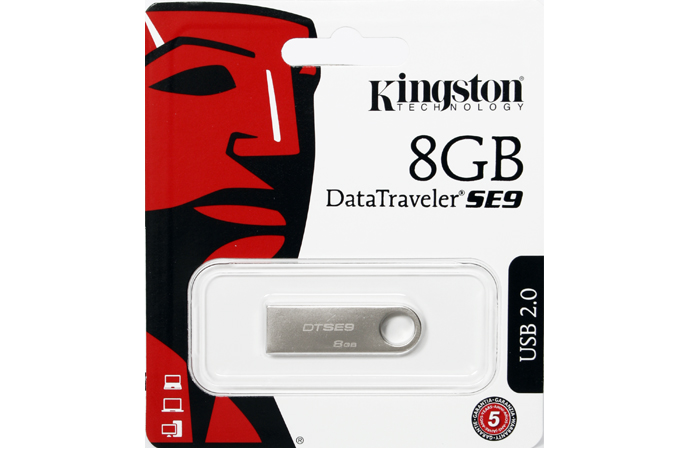 Pendrive 8 GB
