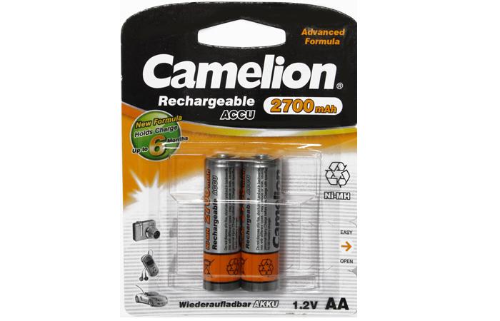 Pilas Recargables Camelion