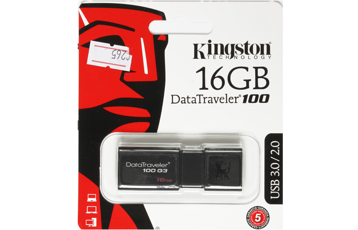 PerDriver 16 GB