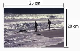 Impresión de Fotografías Digitales 20x25cm