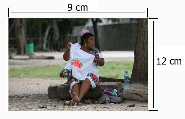 Impresión de Fotografías Digitales 9x12cm